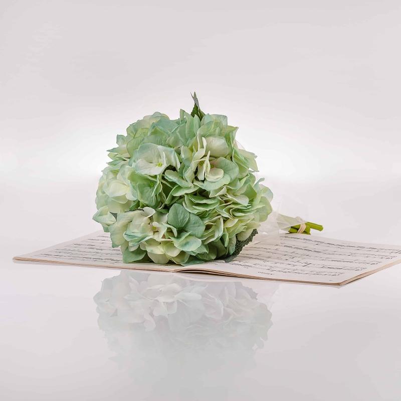 Originálna, luxusná kytica firmy JULEST zo značkových kvetov XITONG