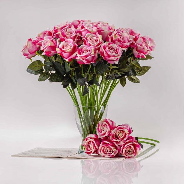 Exkluzív, fenséges rózsa ZSANETA