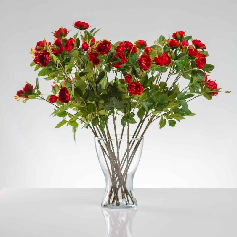 Perfect Silk Rose LAURA
