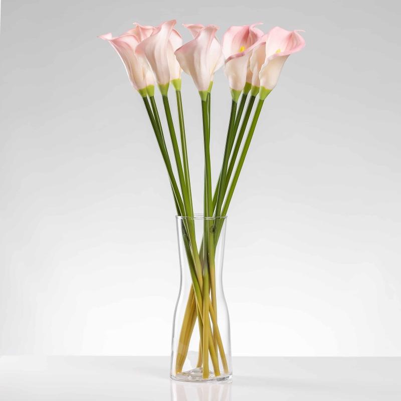 Umelá kala ALENA ružová. Cena uvedená za 1 kus.