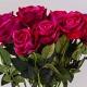 Exkluzivní, elegantní umělá růže ŽANETA