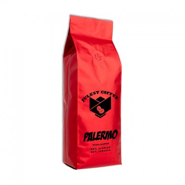 Zrnková káva PALERMO