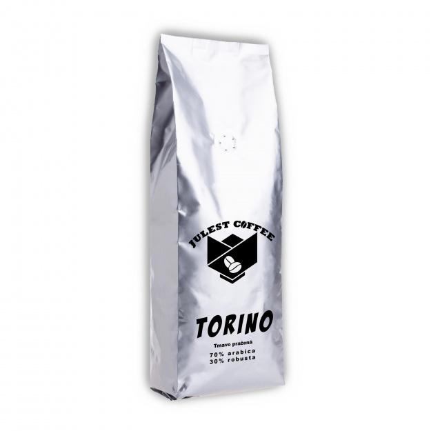 Zrnková káva TORINO