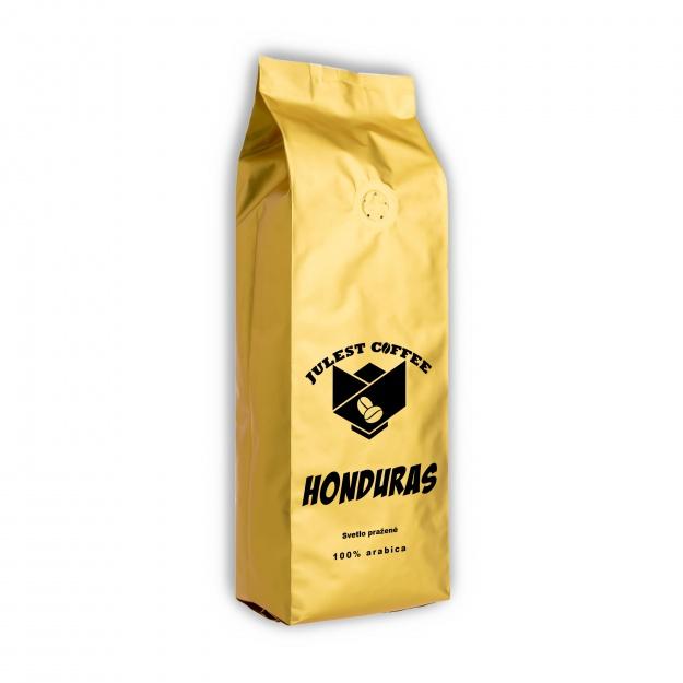 Zrnková káva HONDURAS světle pražená