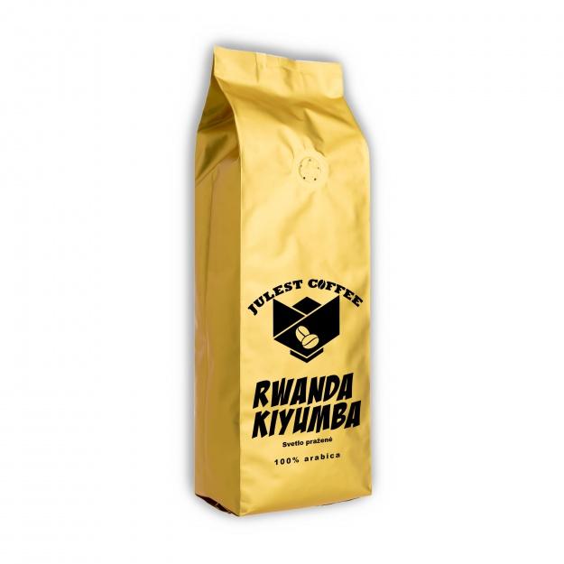 Zrnková káva RWANDA KIYUMBA světle pražená
