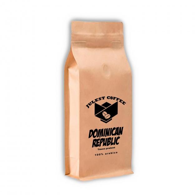 Zrnková káva DOMINICAN REPUBLIC tmavě pražená