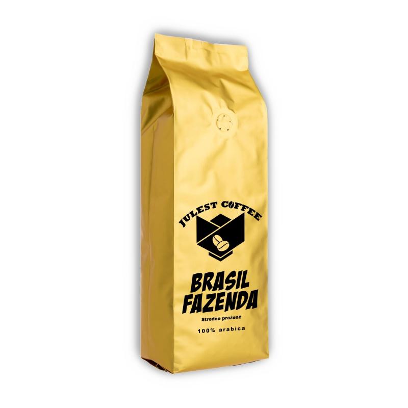 Zrnková káva BRAZILIA FAZENDA