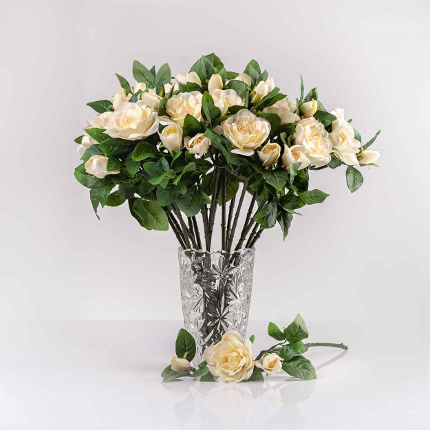 Noble, silk gardenia LIANA