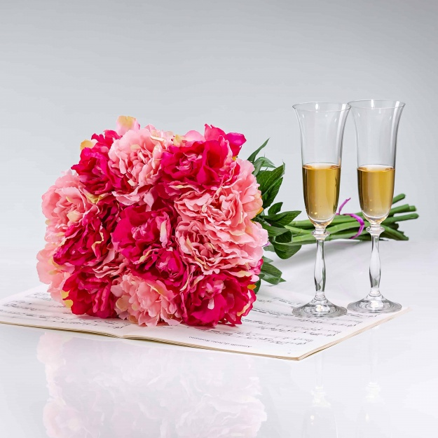 Ružový vánok