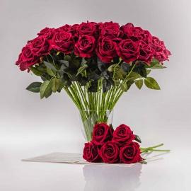 Hedvábné květiny - značkové květiny XITONG