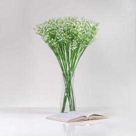 Plastic - značkové květiny XITONG