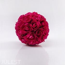 Dekorační koule z růží